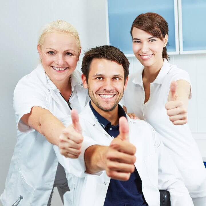 dentists in milton
