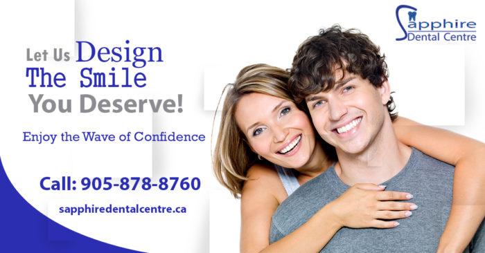 sapphire dental centre testimonials