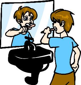 teeth brushing techniques