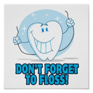 how flossing can improve oral health