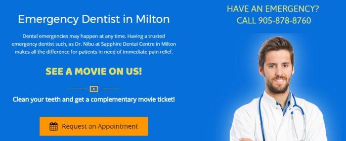 Teeth Whitening in milton, ontario